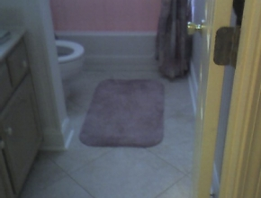 bathrrom floor tile, Germantown, TN