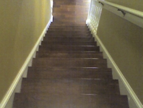 stair tread replacement after, Collierville, TN